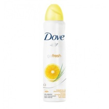 Dove Deospray Go Fresh Grapefruit 150ml