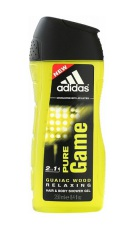 Adidas Douche Pure Game For Men  250 ml