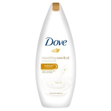 Dove Douchecrème Nourishing Care & Oil 250ml