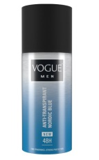 Vogue For Men Nordic Blue Deospray  150ml