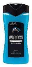Axe Douchegel Re-load 3in1 250ml