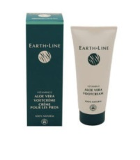 Earth Line Aloë Vera Voetencreme 100ml