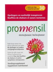 Promensil Menopauze Original 30 tabletten
