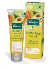 Kneipp Voetcreme 5 in 1 75ml