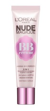 L'Oréal Paris Dagcreme Nude Magique BB Cream Medium Skin Tone 30 ml