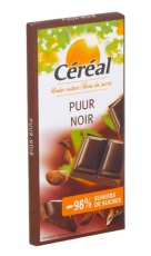 Cereal Tablet puur maltitol 80g