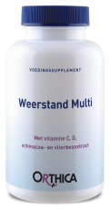Orthica Weerstand Multi 60 tabletten