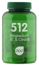 AOV 512 Magnesium AC 200 mg 60 tabletten