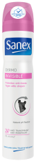 Sanex Deodorant Dermo Invisible 200ml