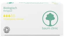 baum clinic Tampons normal 16st