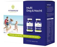 Vitakruid Multi Dag & Nacht 2x90 tabletten