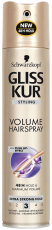 Gliss Kur Haarlak Hold & Volume Ultra Strong 250ml