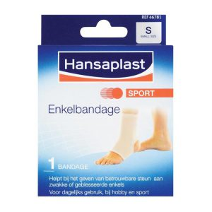 Hansaplast Sport Enkelbandage Small 1st kopen