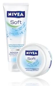 Nivea Creme Soft Hydraterend 300ml