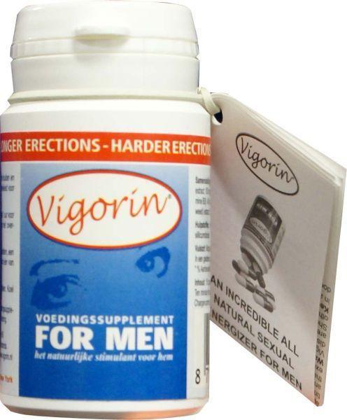 Vigorin Erectiepillen for men 15cap