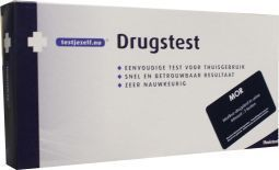 Testjezelf.nu Drugstest morfine (heroine) 3st