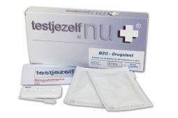 Testjezelf.nu Drugstest benzodiazepine 3st