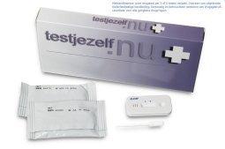 Testjezelf.nu Drugstest methamfetamine 3st