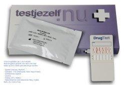 Testjezelf.nu Multidrugtest 6 urine 4st