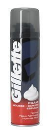 Gillette Basic schuim regular 200ml