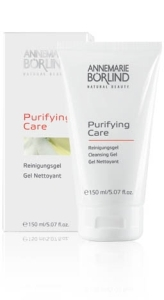 Borlind Facewash purifying care gel 150ml