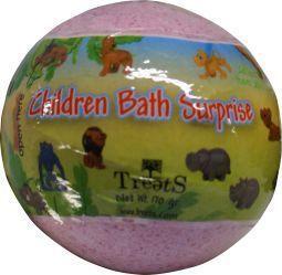 Treets Bathball Met Surprise 180g kopen