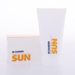 Jil Sander Sun Hair and Body Showergel Vrouw 150ml