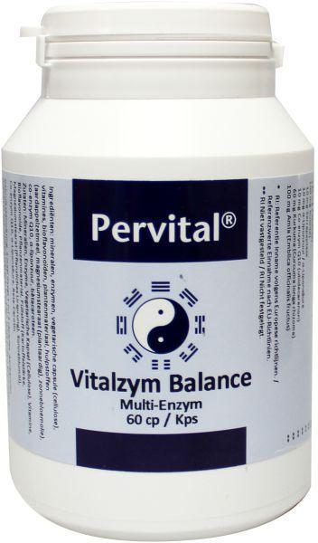 Pervital vitalzym balance 60cap voordelig online kopen - Bibliotheek balances ...