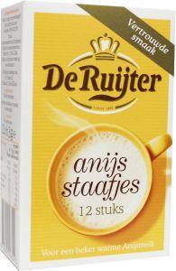 Afbeelding van De Ruyter Anijsstaafjes poeder 78g