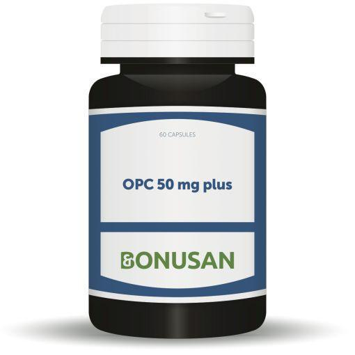 Bonusan Opc 50 and Vitamine C 60caps