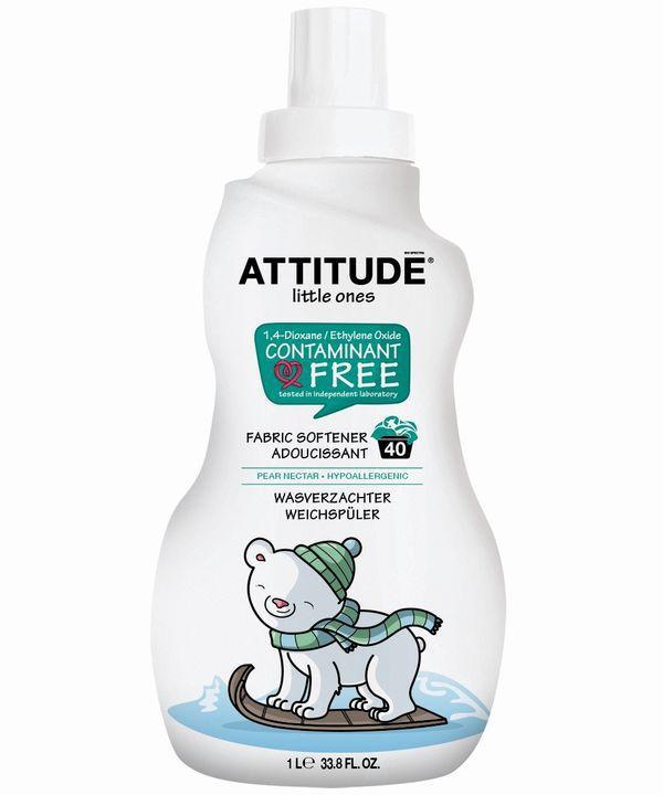 Attitude Lo wasverzachter peer nectar 1000ml