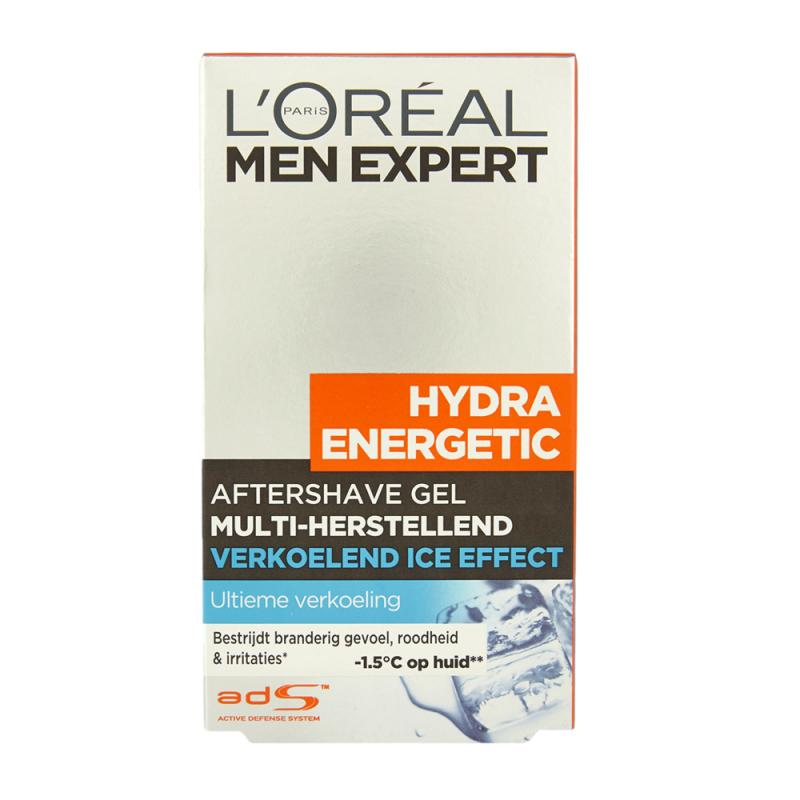 L apos Oréal Paris Men expert aftershave hydra energy ice 100ml