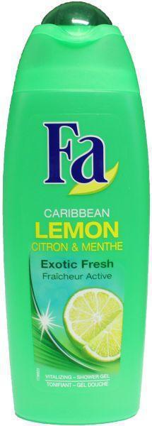 Fa Showergel Caribbean Lemon 250ml