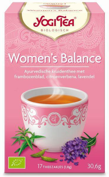 Yogi tea women 39 s balance 17st voordelig online kopen - Bibliotheek balances ...