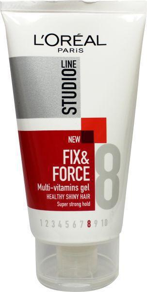 L apos Oréal Paris Fix force multi vitamins gel 150ml