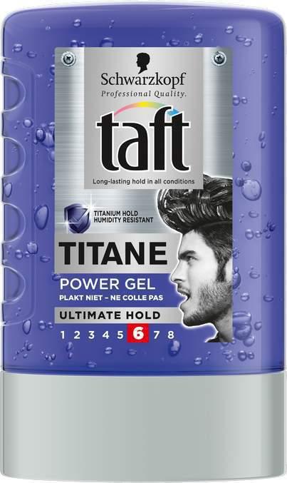 taft titane power gel 300ml voordelig online kopen