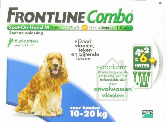 Frontline Dier H M Vlo Teek 4st