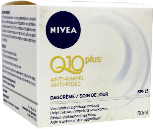 Nivea Visage Dagcreme Q10 PLUS 50ml