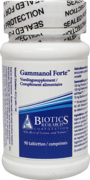 Biotics Gammanol forte 90tab