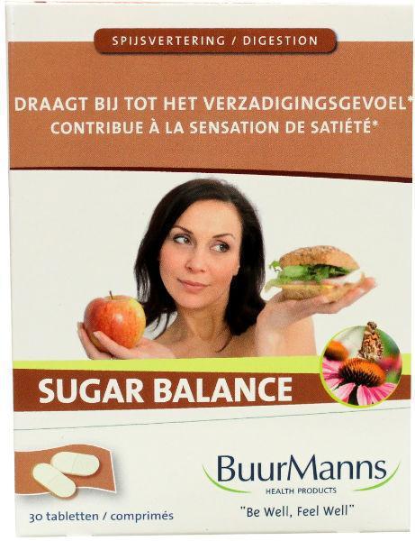 Buurmanns sugar balance 30 tabletten voordelig online kopen - Bibliotheek balances ...