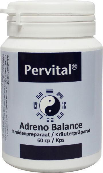 Pervital adreno balance 60 capsules voordelig online kopen - Bibliotheek balances ...