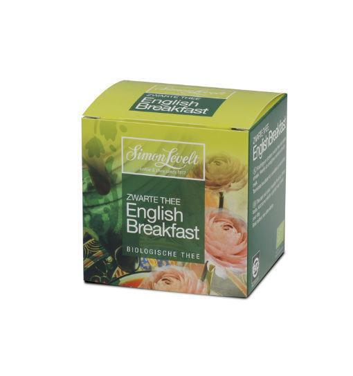 Simon Levelt English breakfast 10bt