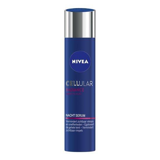 Nivea Visage nacht essence radiance 40ml