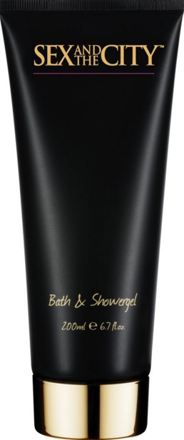 Sex And The City Showergel Vrouw 200ml