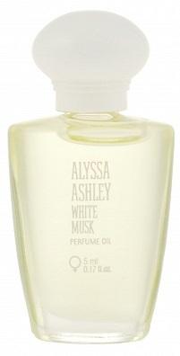 Alyssa Ashley White Musk Perfume Oil Vrouw 5ml
