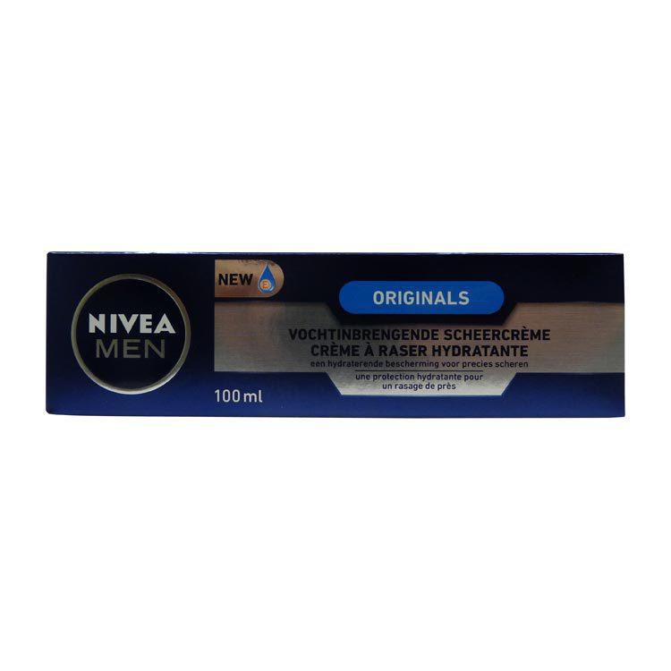 Nivea For men scheercreme originals 100ml