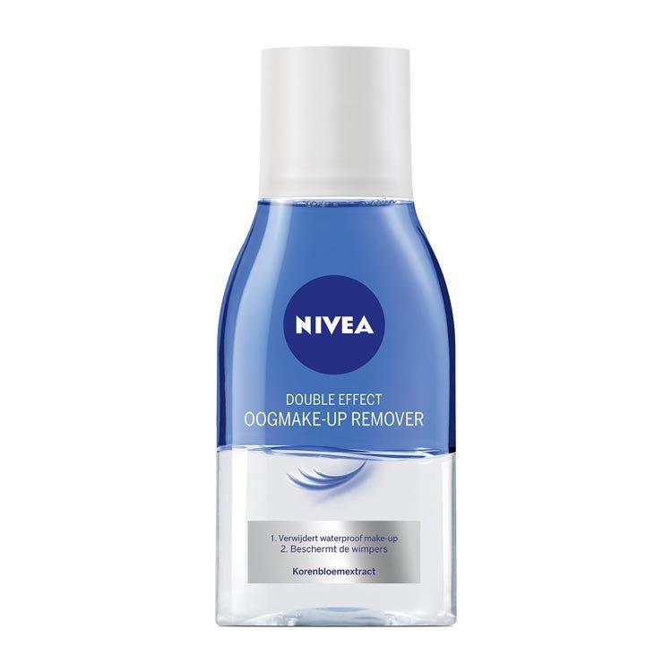 Nivea Visage double effect oogmakeup remover 125ml