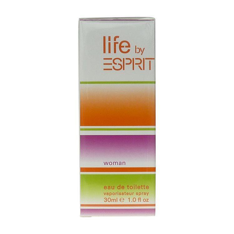 esprit parfum life eau de toilette 30 ml voordelig online kopen. Black Bedroom Furniture Sets. Home Design Ideas
