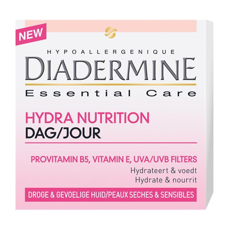 Diadermine Dagcreme dermo nutrition hydro 50ml