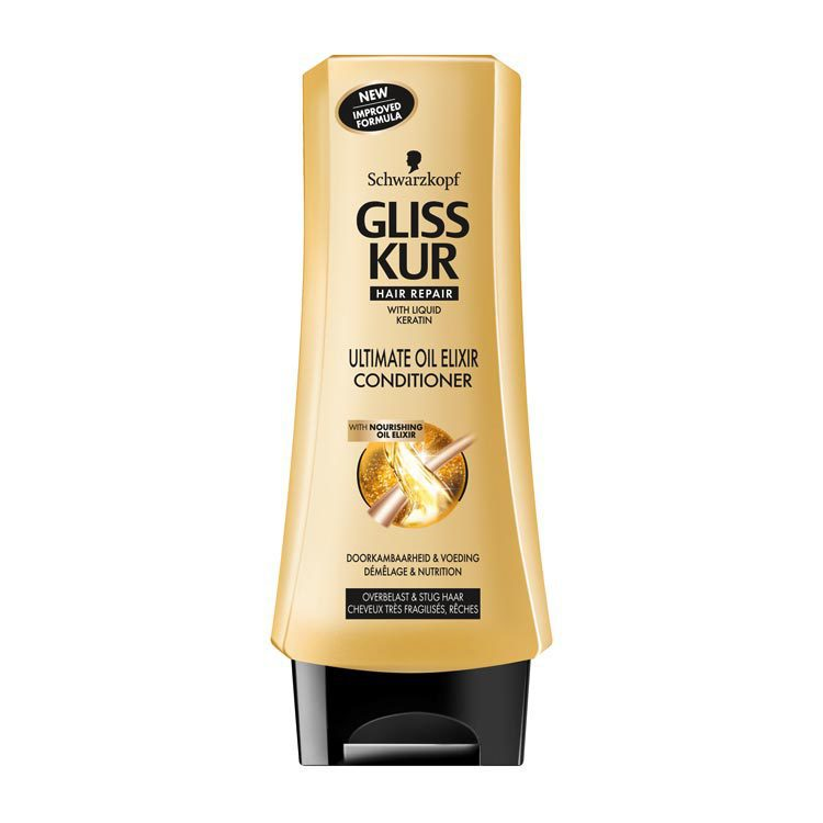 Gliss Kur Conditioner Ultimate Oil Elixir 200ml